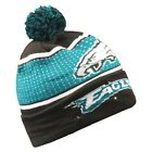 Philadelphia Eagles Big Logo Light Up Beanie Winter Hat Toque Cuffed Pom 18 Knit