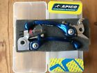 HUSABERG FE 570 2009-2012 FLEXI FLEXIBLE LEVER LEVERS SET BLUE