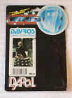 DOCTOR WHO RARE VINTAGE 1987 CARD  DAVROS BACKING CARD ONLY  by DAPOL