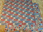 12 X 12 SCRAPBOOK PAPER JULY 4TH 2 SHEETS 1 SIDE EACH