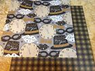12 X 12 SCRAPBOOK PAPER HAPPY NEW YEAR 2 SHEETS 1 SIDE EACH