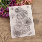 Sea Ocean Conch Transparent Silicone Clear Stamps Scrapbooking Embossing DIY