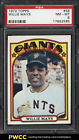1972 Topps Willie Mays #49 PSA 8 NM-MT (PWCC)