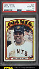 1972 Topps Willie Mays #49 PSA 10 GEM MINT (PWCC)