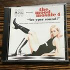 The Mood Mosaic 4: Les Yper Sound (Partners in Crime) - Various Artists; Clark..