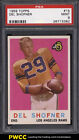 1959 Topps Football Del Shofner ROOKIE RC #15 PSA 9 MINT (PWCC)