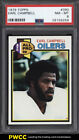 1979 Topps Football Earl Campbell ROOKIE RC #390 PSA 8 NM-MT (PWCC)