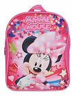 Minnie Mouse Girls Mini Toddler Backpack Pink 12