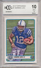 2012 Topps Magic #1 Andrew Luck RC Rookie BCCG 10 Indianapolis Colts