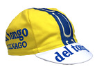 Del Tongo Colnago Vintage Professional Team Cycling Cap Made in Italy by Apis
