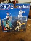 Kenner Starting Lineup 1998 New York Yankees Bernie Williams Action Figure New
