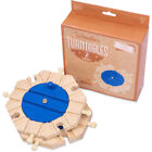 Train Track Turntables (2-pack) | Wooden Toy Train Accessories