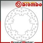 Brake Disc Fixed Brembo Oro Rear Aprilia Scarabeo Gt Abs 500 2006