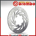 Brake Disc Fixed Brembo Oro Front Aprilia Scarabeo Gt Abs 500 2006