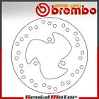 Brake Disc Fixed Brembo Serie Oro Rear for Mbk Skyliner 180 2003