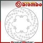 Brake Disc Fixed Brembo Oro Rear Malaguti F18 Warrior 150 2000 > 2003