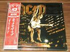 S/S FREE ship AC/DC Japan PROMO issue card sleeve CD more listed STIFF UPPER LIP