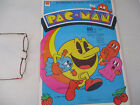 Pac Man Poster Book Vintage Bally Midway Arcade Vintage Video Game Classic 1982