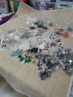 3 1 2 LBS Vintage Sewing Buttons Mixed Lot Many Carded Scrapbooking Jewelry Use