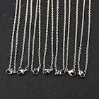 10PCS DIY Jewelry Making Necklace Chain For Craft Accessories Chain Bulk Lots