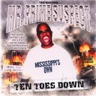 The Original Mr. Prime Suspect-Ten Toes Down CD NEW