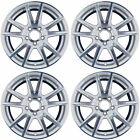 New Set of 4 Replacement 17 Alloy Wheels Rims for 2004 2008 Honda S2000