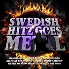 SWEDISH HITZ GOES METAL-SWEDISH HITZ GOES METAL CD NEW