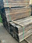 1st Grade Reclaimed Pine Railway Sleepers, Delivery or Collection (Softwood)