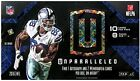 2016 Panini Unparalleled Football Hobby Box Factory Sealed