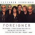 FOREIGNER Extended Versions CD NEW SEALED PACKAGE