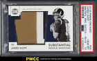 2016 Panini Encased Substantial Silver Jared Goff ROOKIE PATCH 10 PSA 10 (PWCC)