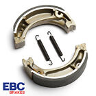 EBC Organic Brake Shoes and Spring Kit H303 for Kymco Active SR 08-11