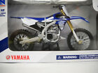 Yamaha YZ450F 2017 1 12 Motorcycle Model Dirt Bike Toy by New Ray 57983