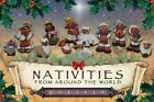 11 Piece Ceramic Bolivian Christmas Nativity Set Made in Bolivia Nacimiento New