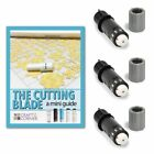 REPLACEMENT BLADE 3 Pack New Silhouette SD Cameo Digital Die Cutter Machine