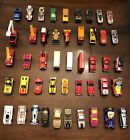 Lot of 46 Cars 70s 80s Matchbox Hotwheels Tomica Zylmex