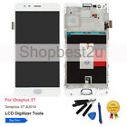 LCD Display Touch Screen Digitizer Frame Replace For Oneplus 3T A3010 Assembly