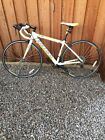 White Carera Tdf Road Bike