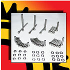 Stainless 60pc Bolt Set Suzuki GS750 GS1000 RM125 RM250 T250 T200 M15 S32 TS185