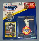 DARRYL STRAWBERRY 1991 Starting Lineup Figure, Coin & Card - Mint in Package
