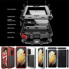 Metal Shockproof Aluminum Heavy Duty Case Cover F Samsung Galaxy S10 S9 Note 9 8