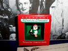 Penguin Pal`1989`Miniature-Penguin With Candy Cane,Hallmark Christmas Ornament