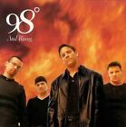 98 And Rising By 98 Degrees On Audio CD Album Pop 1998 Very Good