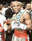 Floyd Mayweather Boxing Authentic Signed 11X14 Photo Autographed PSA DNA #Z92959
