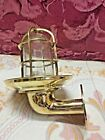 vintage model new style brass passage way bulkhead with shade light 1 piece