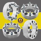 4 2inch Wheel Spacers  6x55  6 Lug Adapters for Nissan Infiniti 12x125