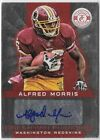 ALFRED MORRIS 2012 TOTALLY CERTIFIED FRESHMAN PHENOMS CERTIFIED AUTOGRAPH ROOKIE