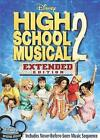 High School Musical 2 DVD 2007 Extended Edition NEW