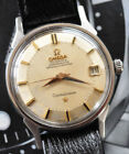 Vintage C1967 Omega Constellation Pie Pan Chronometer Watch Cal 561 Orig Dial ++