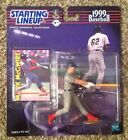 1999 Hasbro SLU Starting Lineup MARK MCGWIRE Cardinals Figure & Card